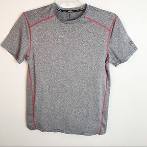 Men's Russell gray athletic shirt